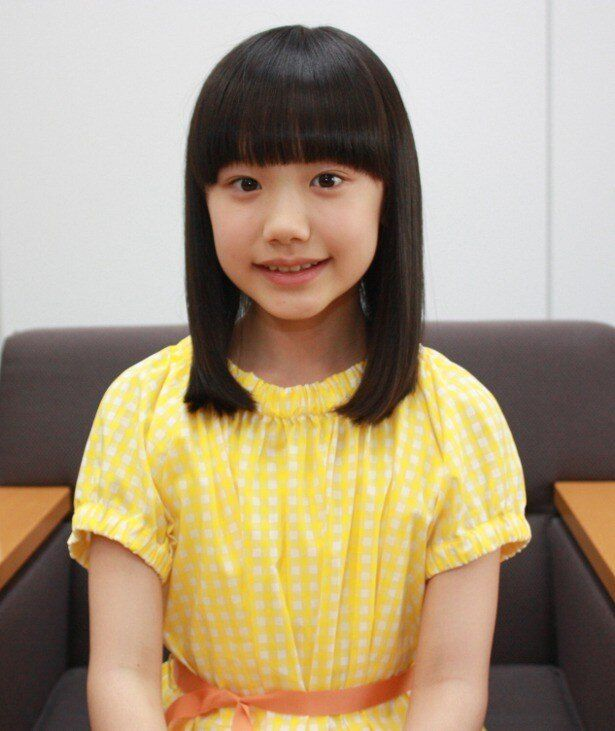 『円卓 こっこ、ひと夏のイマジン』の芦田愛菜にインタビュー