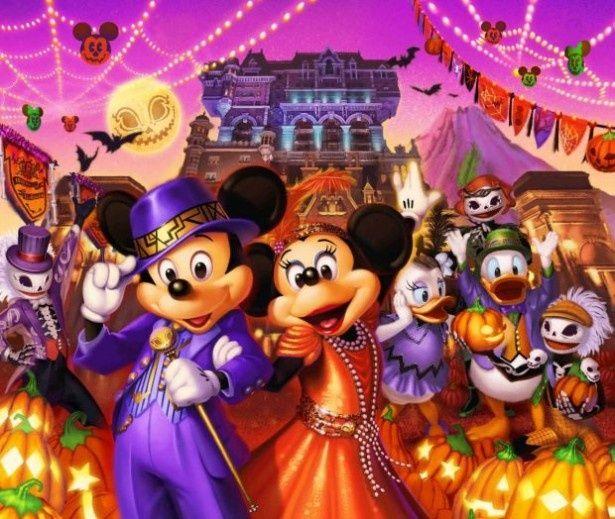 秋のスペシャルイベント「ディズニー・ハロウィーン」
