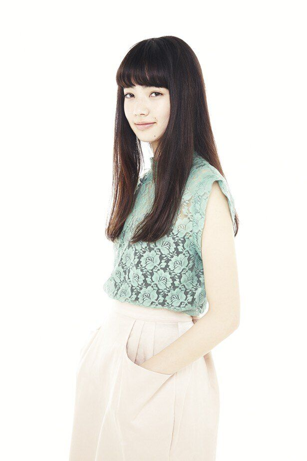 魔性を秘めた女子高生役を演じた小松菜奈。「選ばれた時は正直言って驚きましたね」と振り返る