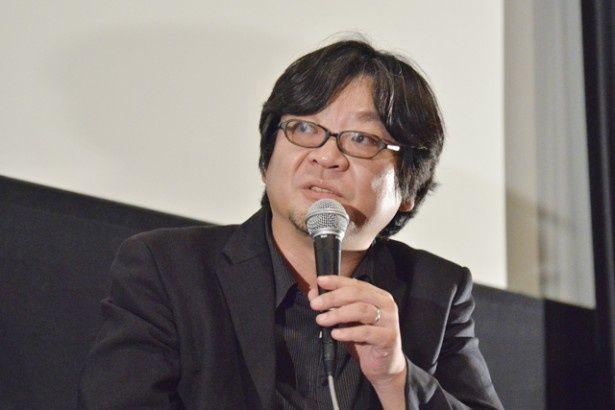 「時間というのは描くのがおもしろいテーマだと思う」という細田守監督