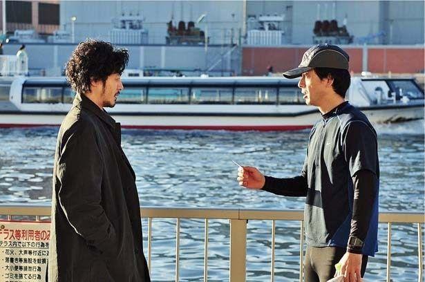 テレビ東京の春ドラマの主役を張ったオダギリジョーと滝藤賢一の顔合わせが実現