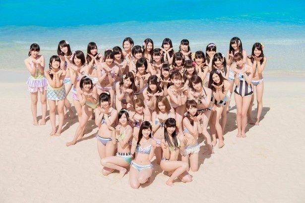 「ミュージックステーション2時間SP」で視聴者が決めるAKB48のメドレー曲のセンター候補が決定