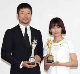 浅野忠信、モスクワ国際映画祭受賞は「ふみちゃんがいなかったらあり得なかった」と二階堂ふみに感謝