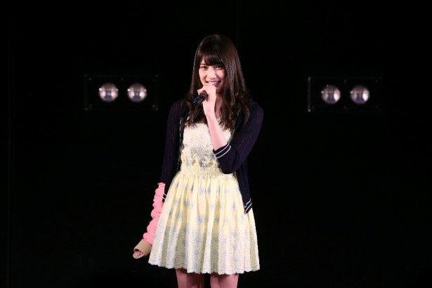 「恋愛禁止条例」公演で握手会襲撃事件以来、初めてファンの前に登場した入山杏奈
