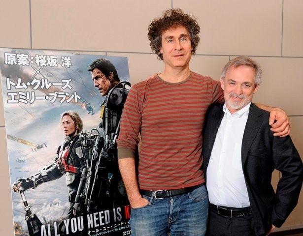 『オール・ユー・ニード・イズ・キル』のダグ・リーマン監督と、プロデューサーのアーウィン・ストフ