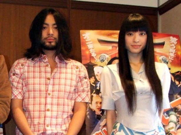 本作で身も心も解放された山田孝之と、京都を満喫した栗山千明