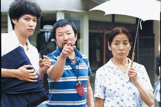 演出中の木村監督