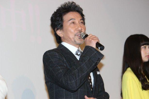 最低のロクデナシ親父・藤島昭和役の役所広司