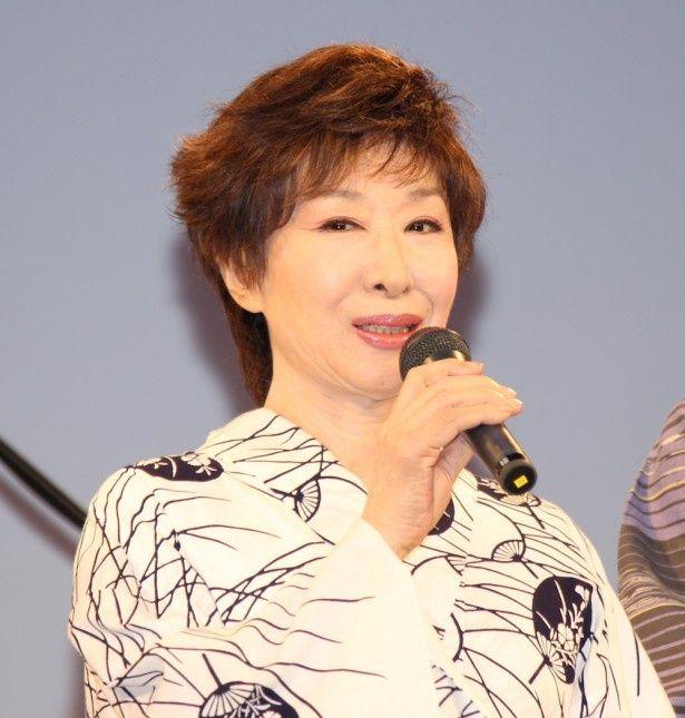 初のアニメ声優に挑戦した三田佳子