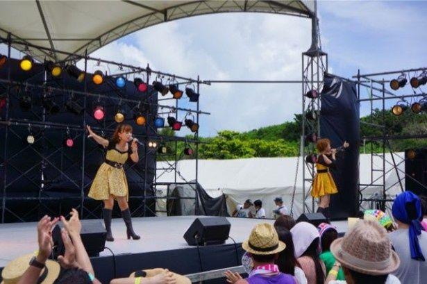 中澤裕子と保田圭によるモーニング娘。OG