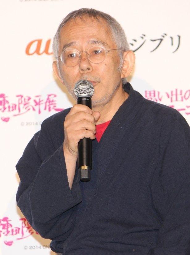 スタジオジブリの鈴木敏夫プロデューサーが『思い出のマーニー』の裏話を暴露