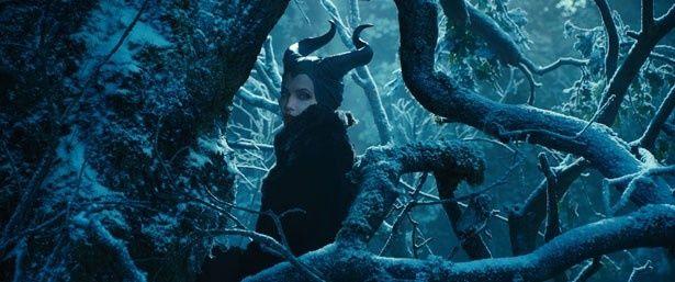 『アナと雪の女王』を抜き、1位に輝いた『マレフィセント』。成績の伸びにも期待!