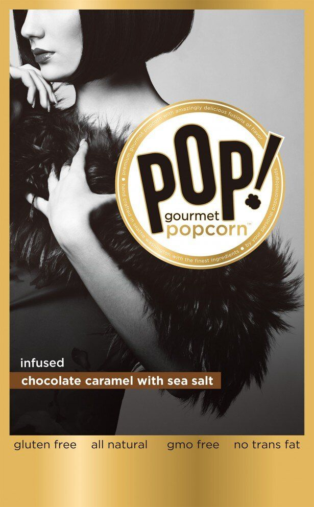 インフュージョン製法で作られた「チョコレートキャラメル ウイズ シーソルト」(1200円、198g)。チョコレートをミックスしたキャラメルとフランス産の大粒海塩で味付け