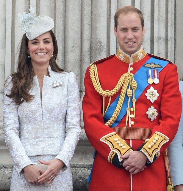 ウィリアム王子の頭が修正された?