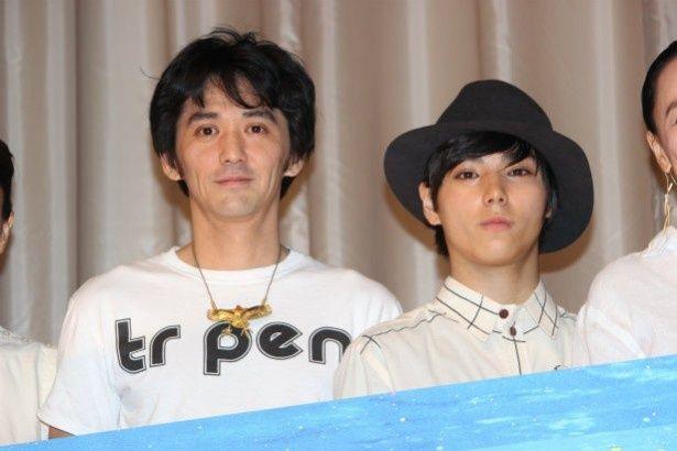『2つ目の窓』で親子共演を果たした村上虹郎と村上淳