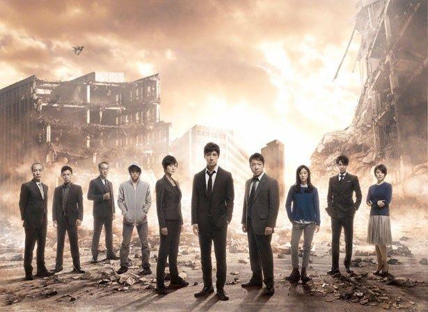 西島秀俊、香川照之、真木よう子らSeason1からのキャストに加え、Season2には蒼井優、佐野史郎が登場