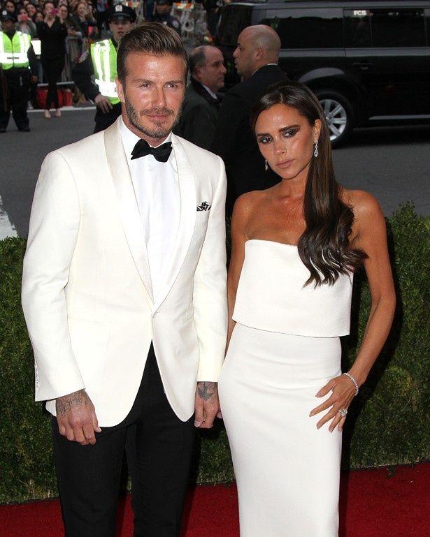 理想のヘアスタイルのセレブカップル1位はデビッド&ヴィクトリア・ベッカム