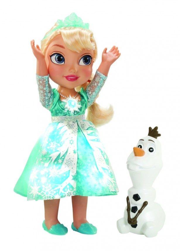 9月12日(金)より全国のトイザらス、ベビーザらス店舗およびネットストアで日本独占販売される「アナと雪の女王 きらきらミュージカルエルサ」