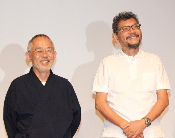 鈴木敏夫プロデューサー、庵野秀明の才能を絶賛!