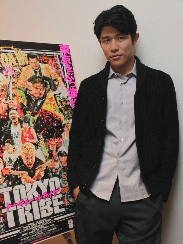鈴木亮平が園子温監督作『TOKYO TRIBE』に出演!