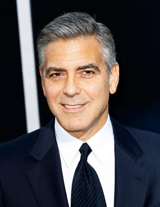 最もいい年の取り方をしていると思う映画スターの1位に選ばれたジョージ・クルーニー、53歳