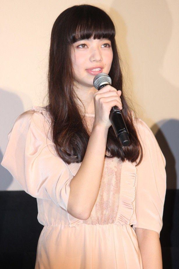 『近キョリ恋愛』で山下智久と共演した小松菜奈