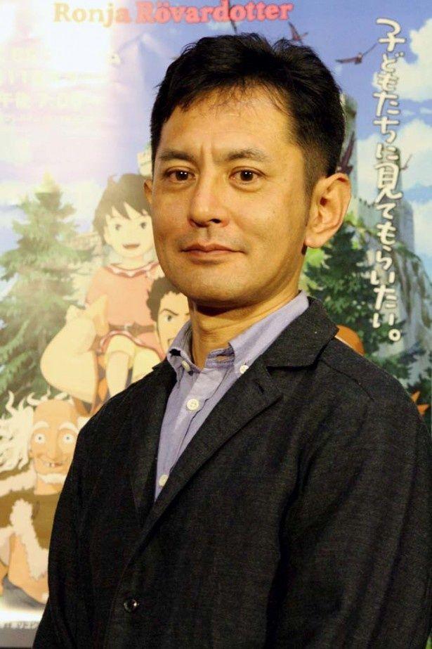 監督として初のテレビアニメシリーズとなる「山賊の娘ローニャ」を手がける宮崎吾朗監督