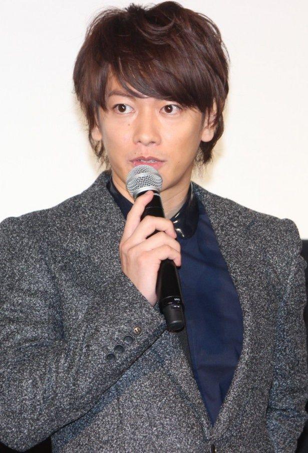 佐藤健が『るろうに剣心 伝説の最期編』の舞台挨拶で涙目に!