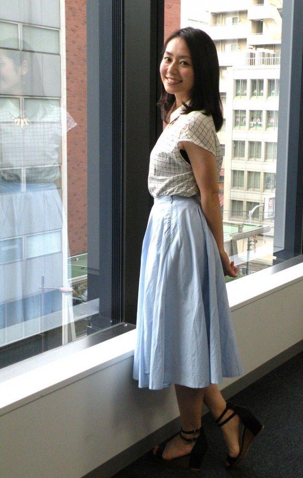 9月9日で30歳となる谷桃子