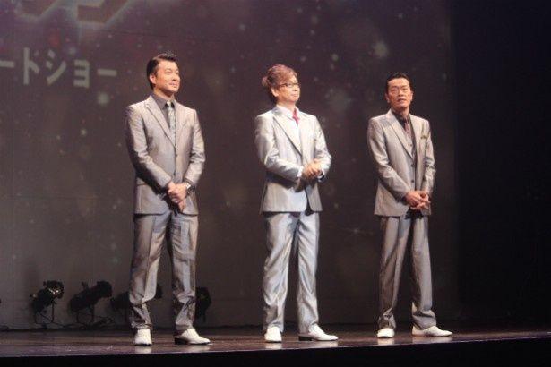 3人が日本語吹替版を盛り上げる!