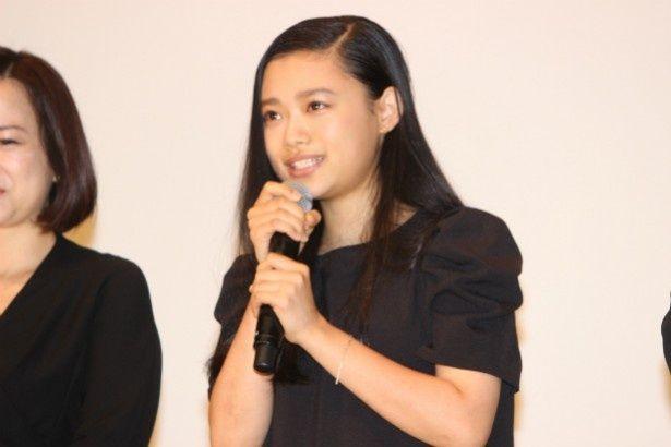 渉の娘・歩役の杉咲花