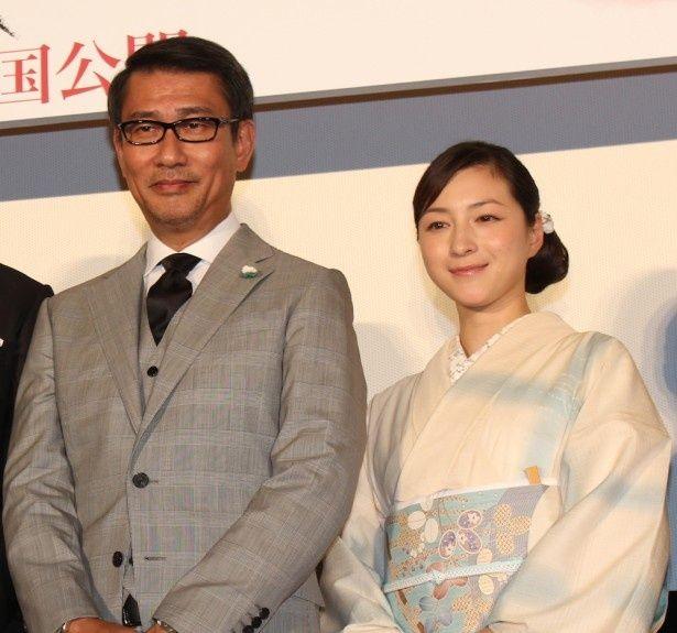 広末涼子の妻役への抜擢は、中井貴一からのラブコールだった!