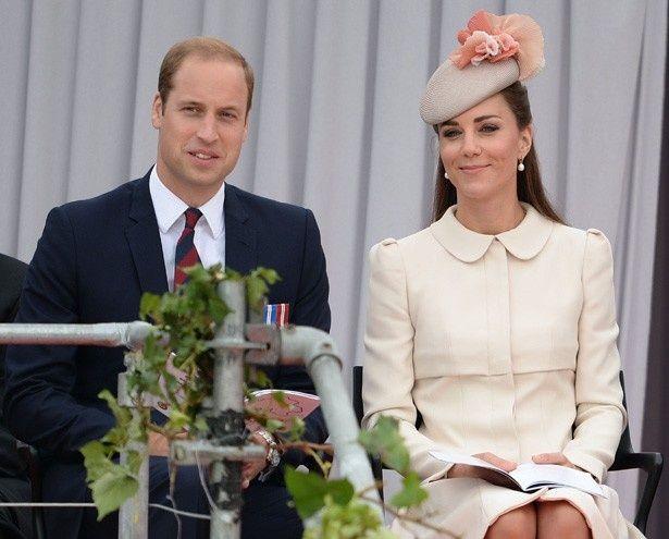 今月末に郊外へ引っ越す予定のウィリアム王子とキャサリン妃