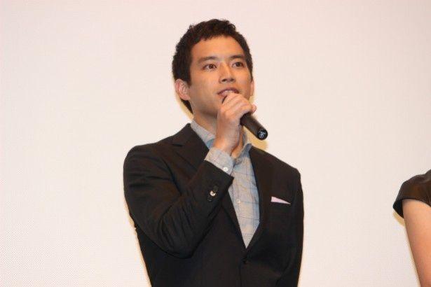 響子たちの同級生・島津謙太役の三浦貴大