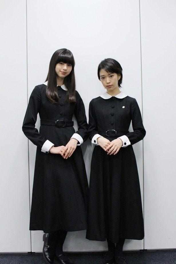 同じく「セブンティーン」モデルの中条あやみとダブル主演!
