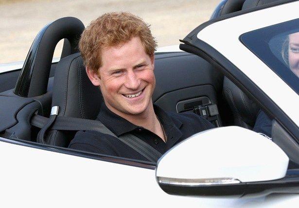 今年で30歳になったヘンリー王子