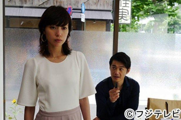 10月18日(土)「世にも奇妙な物語―」 戸田恵梨香主演「ファナモ」のワンシーン