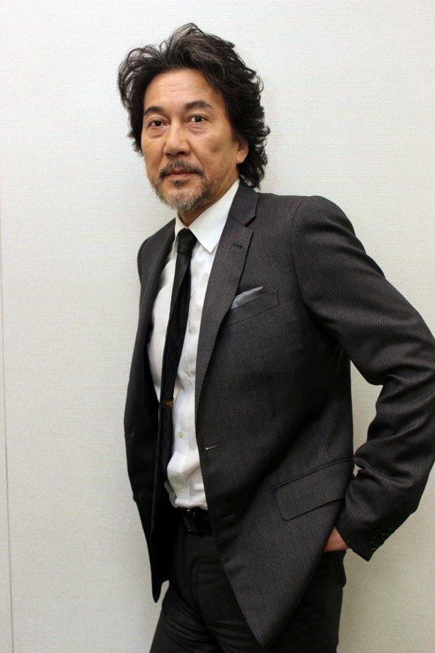 役所広司が『蜩ノ記』で岡田准一と初共演