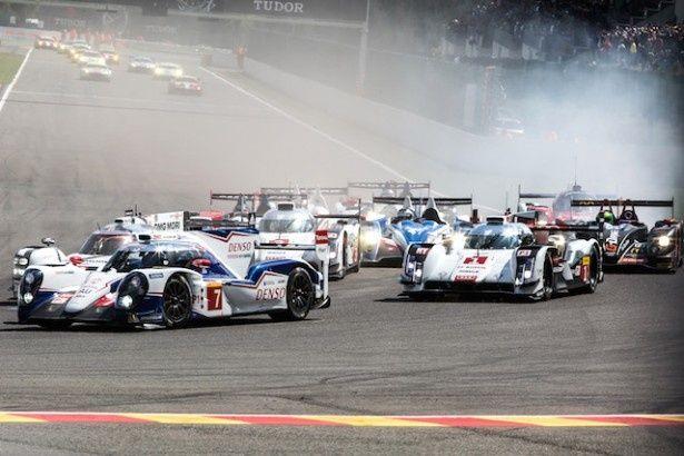 世界耐久選手権(WEC)第5戦は10月10日〜10月12日に富士スピードウェイで開催