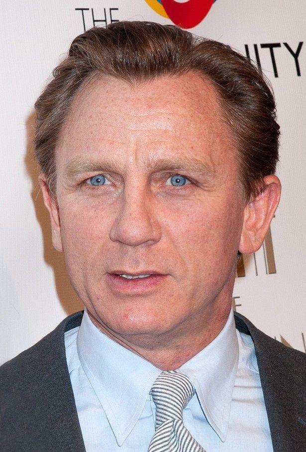 映画版『007 カジノ・ロワイヤル』でボンドを演じたダニエル・クレイグ