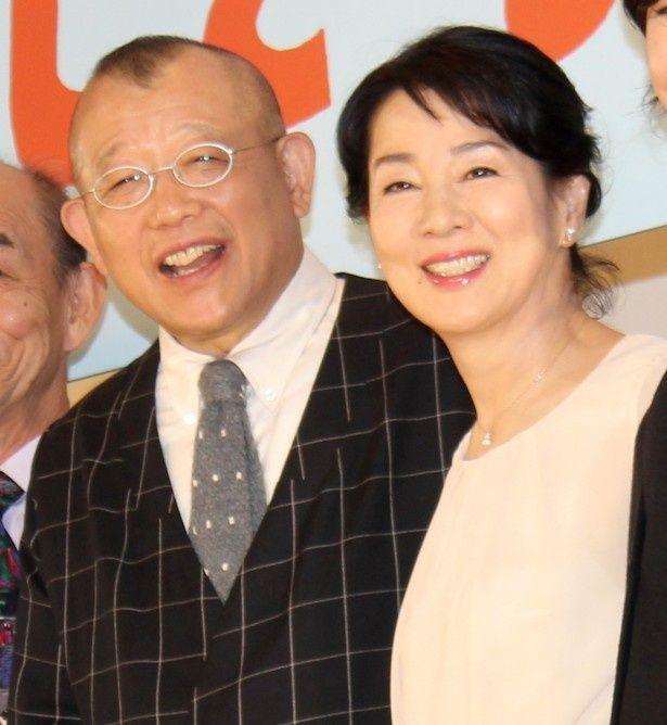 吉永小百合の告白に鶴瓶も大喜び!