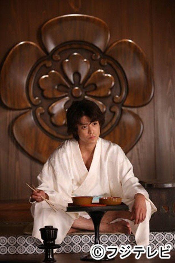 ドラマ「信長協奏曲」でサブロー(小栗旬)が暮らす那古野城に潜入!