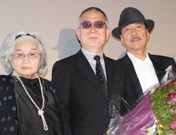 『蜩ノ記』大ヒット舞台挨拶が開催