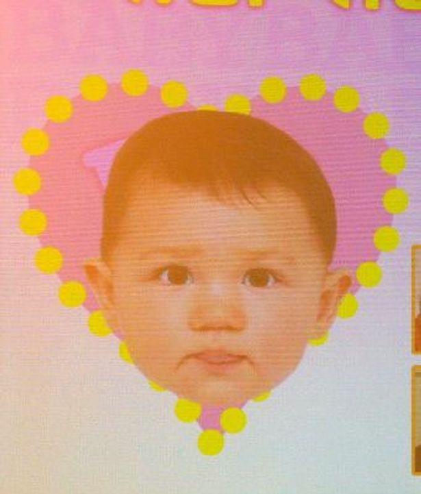 観月ありさと谷原章介の赤ちゃんはこんな顔!