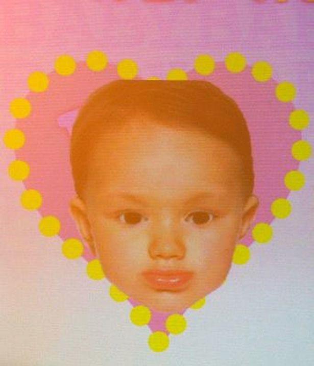 たらこくちびる!? 野波麻帆×内田健介の赤ちゃん