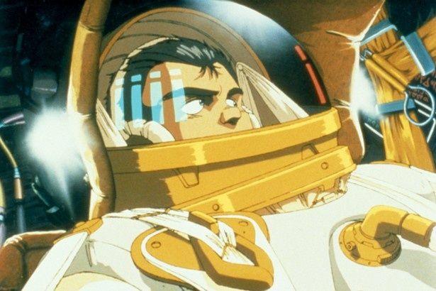 ガイナックス制作の劇場アニメ『王立宇宙軍 オネアミスの翼』(87)。庵野は作画監督として参加した