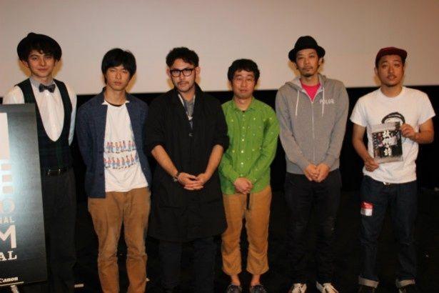第4回日本学生映画祭のシンポジウムが開催