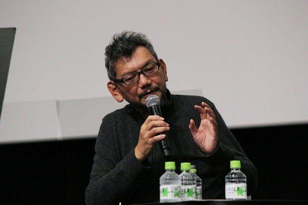 『風立ちぬ』で声優に挑戦した経緯を明かしす庵野秀明