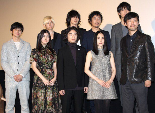東京国際映画祭クロージング作品として『寄生獣』が上映された
