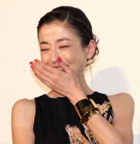 宮沢りえ、感激の涙止まらず!吉田大八監督からの手紙に「言葉になりません」